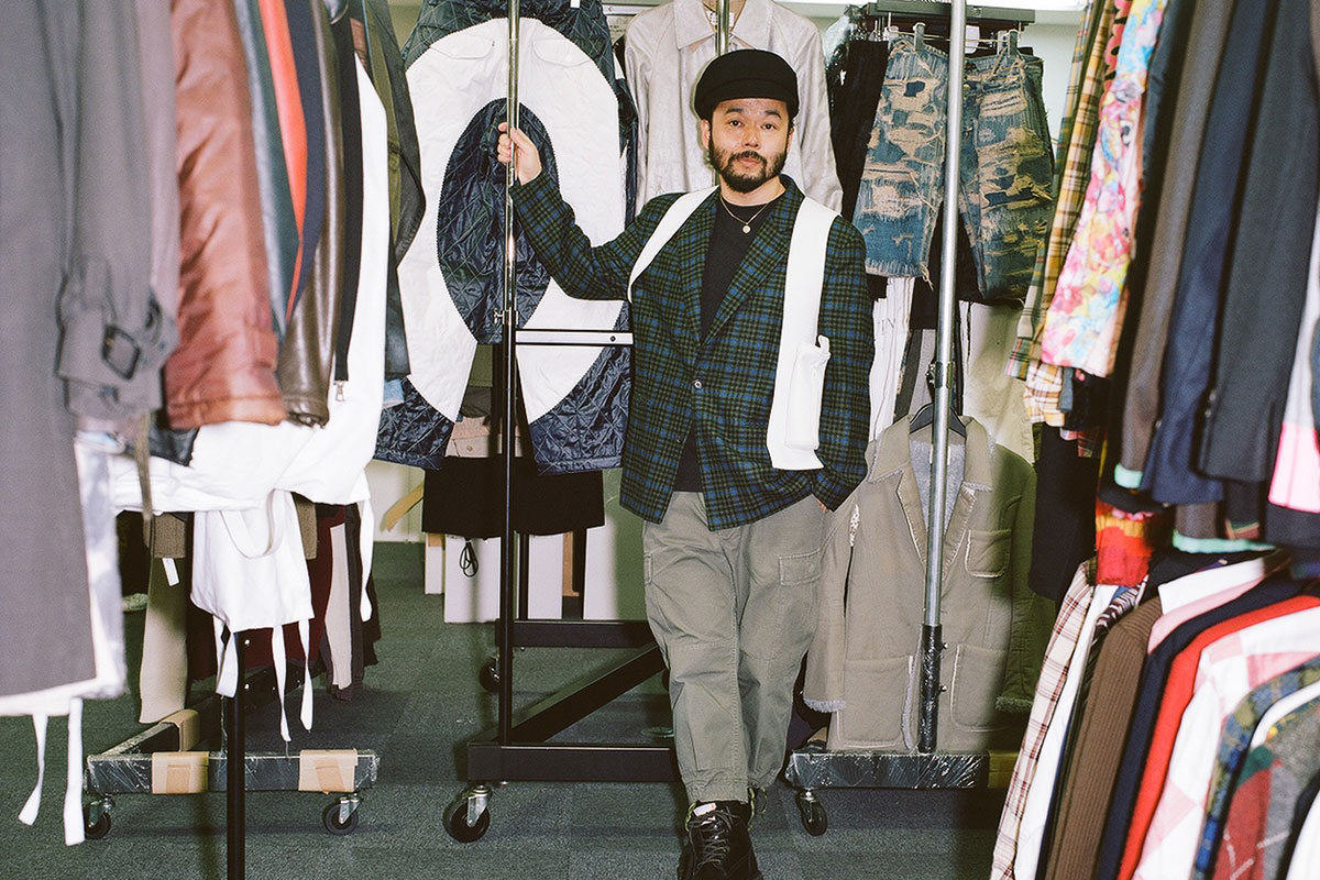 "Motofumi ""POGGY"" Kogi on His Top 5 Notable Archival Brands - TALKING ABOUT ARCHIVES Vol.01"