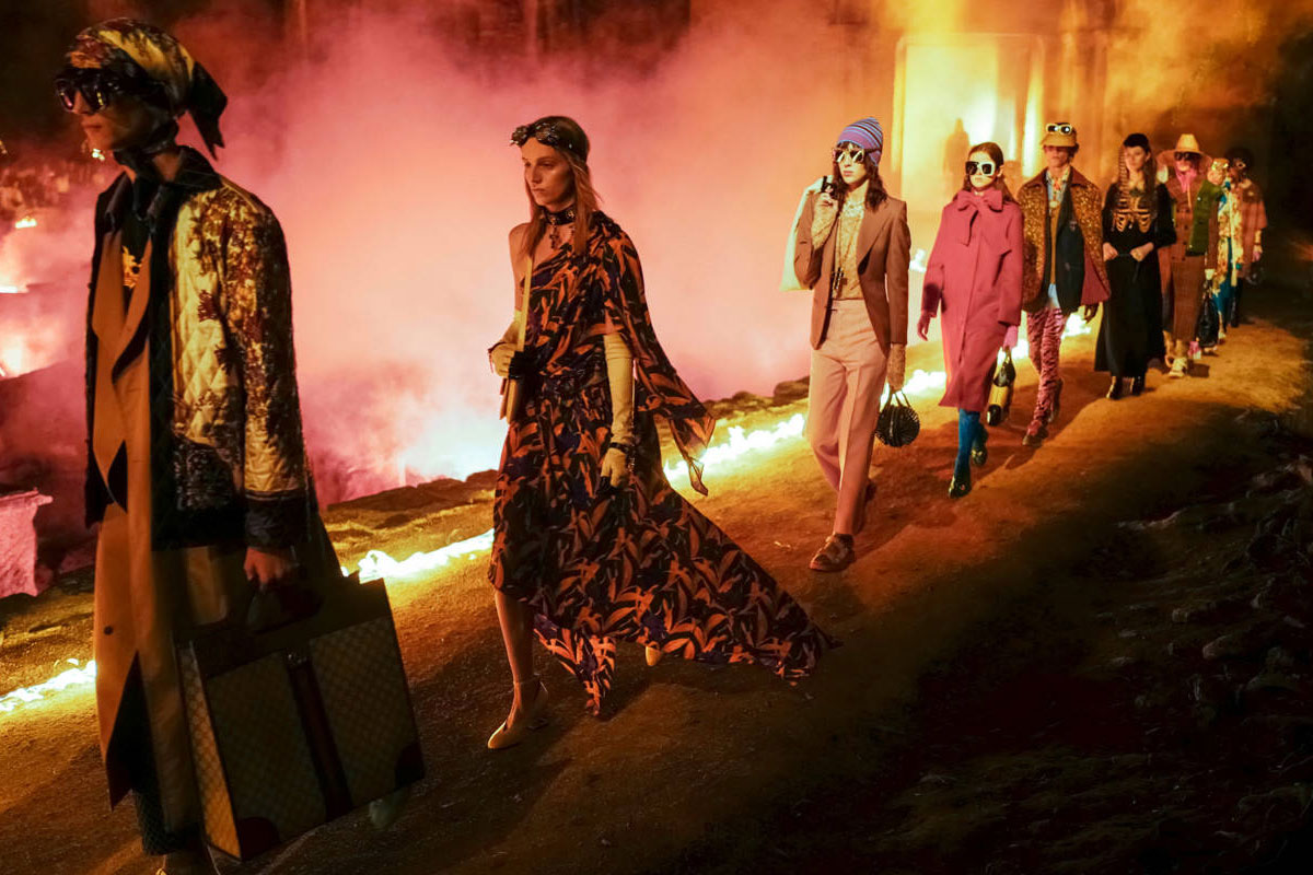 Cult Films That Inspired the Twisted World of GUCCI - GUCCI2019 S/S COLLECTION