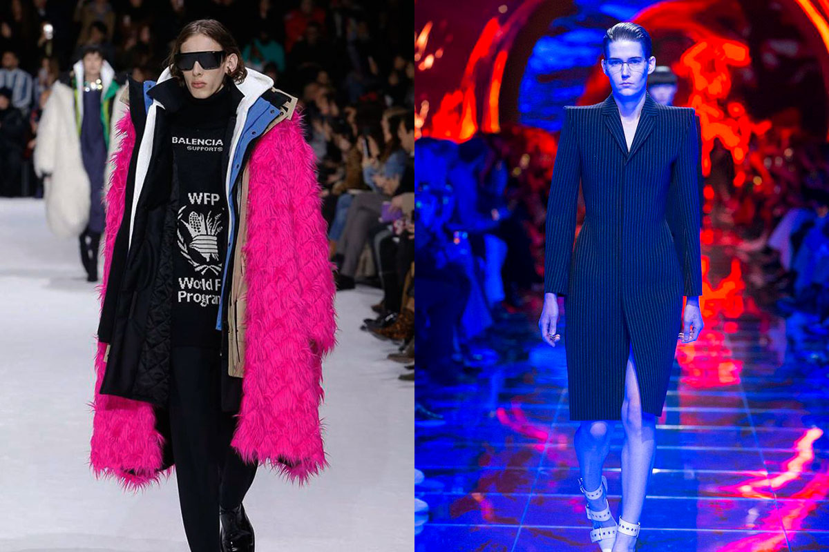 The End of Street Fashion, and the Rise of the Tailored Fashion Era - Overview of 18A/W and Preview of 19S/S