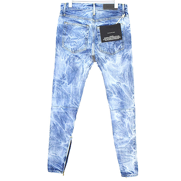 5ht COLLECTION SELVEDGE DENIM HOLY WATER JEAN 27