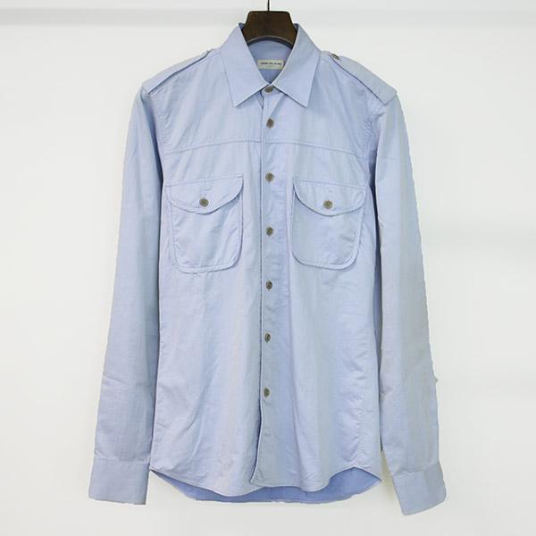 ミリタリー長袖シャツ