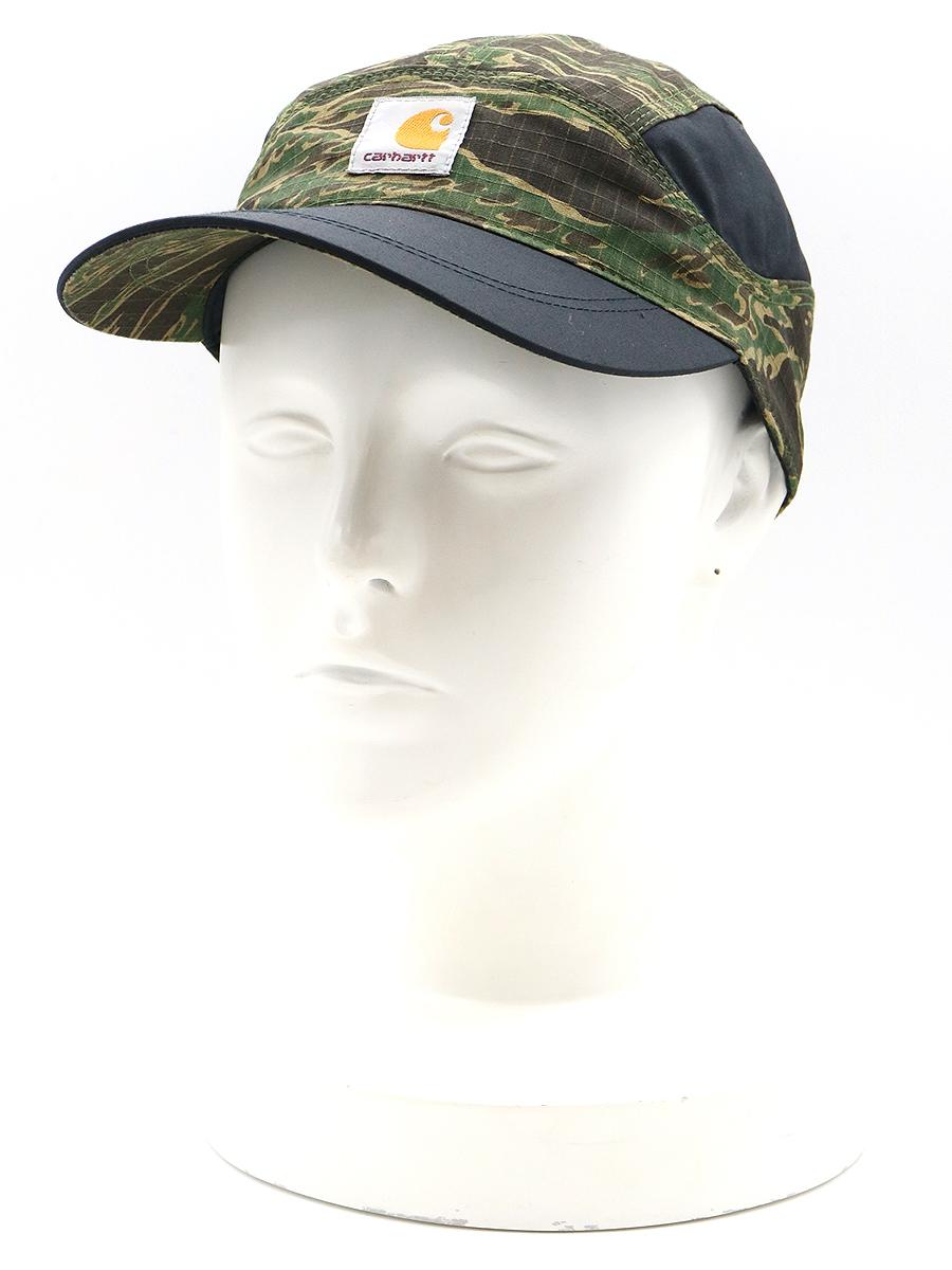 U NRG TLWD CAP CH CAMO 迷彩コットンキャップ