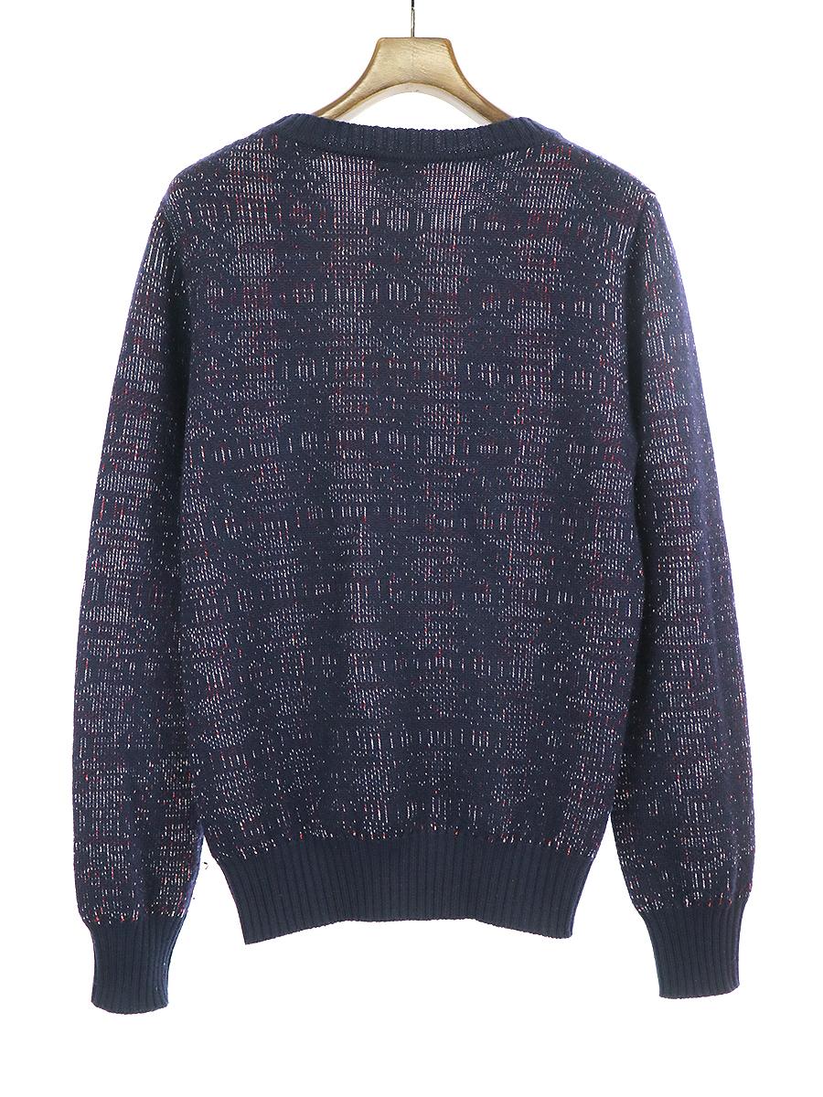 ジャガードニットセーター