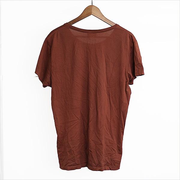 STANDARD WINTER コットンジャージープレーンTシャツ