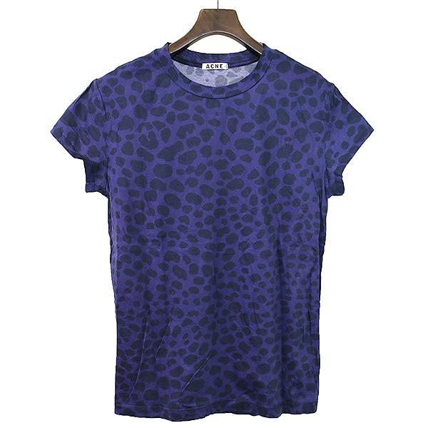 FINE PRINT ダルメシアンプリントTシャツ