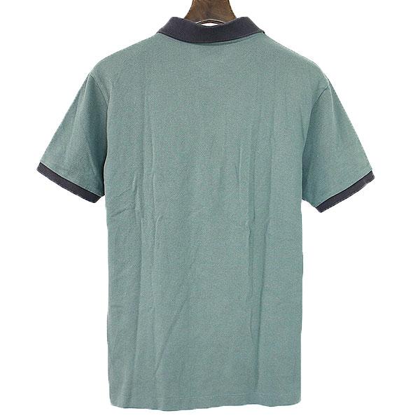 Kolby Tonetone バイカラー鹿の子ポロシャツ