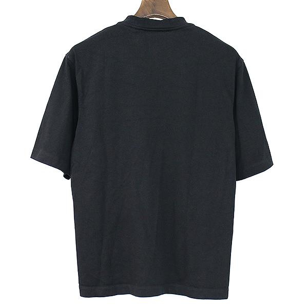 モックネックポケットTシャツ