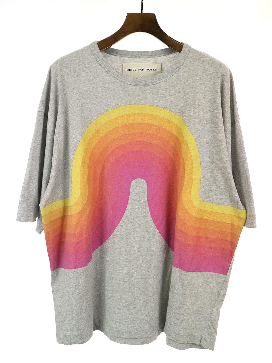 オーバーサイズクルーネックTシャツ