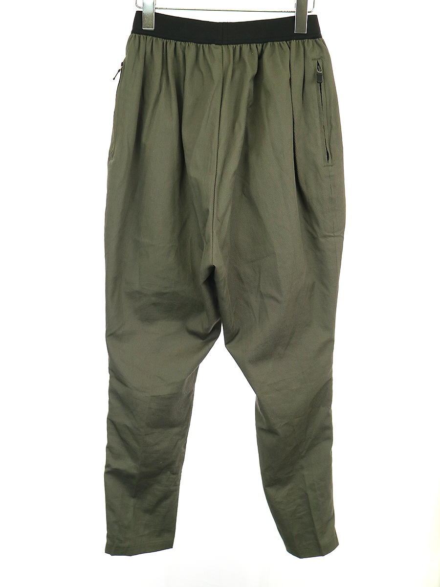Track-Suit Trousers 裾ジップイージートラックパンツ