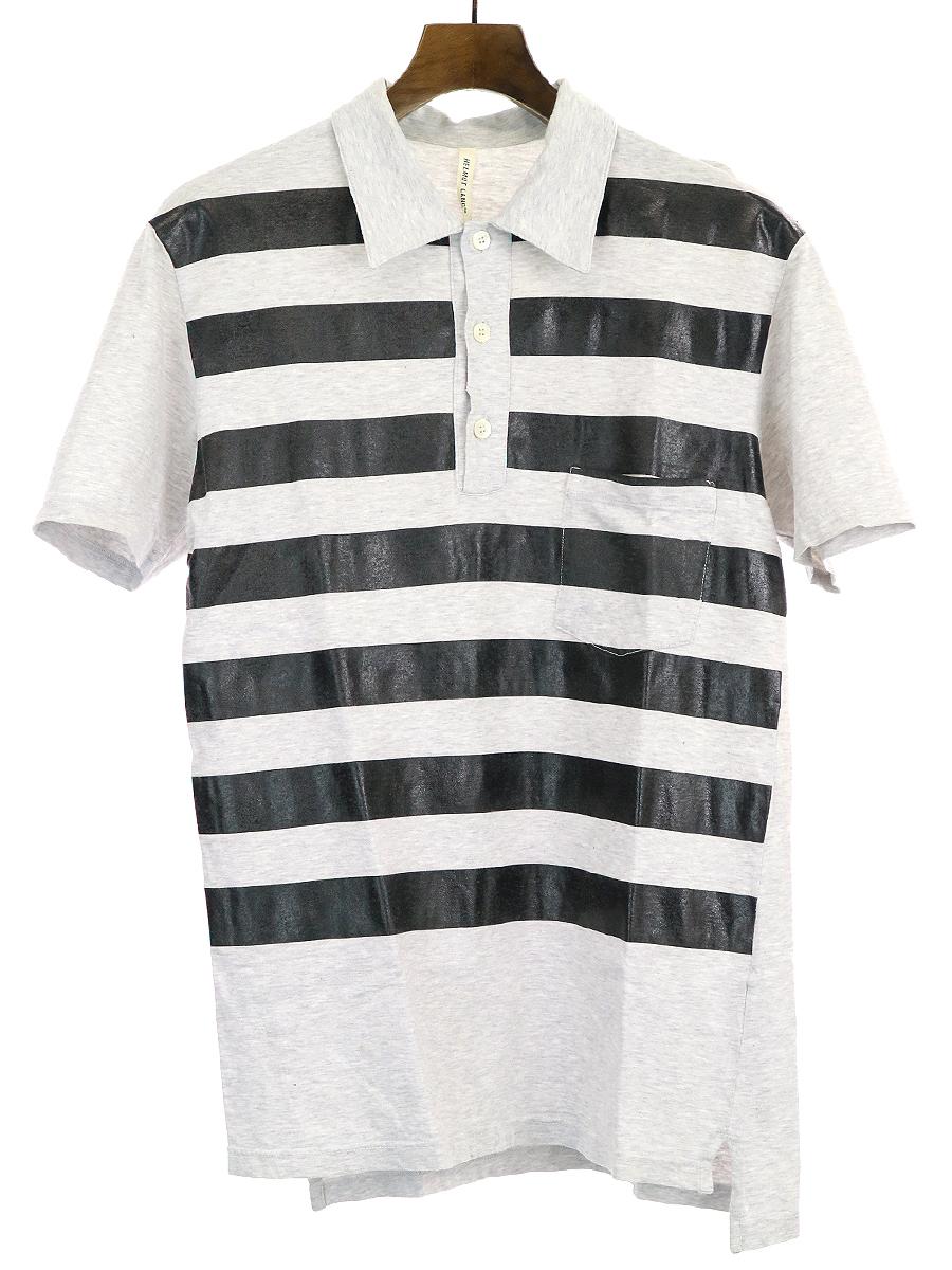 1997年ラバーコーティングボーダーポロシャツ
