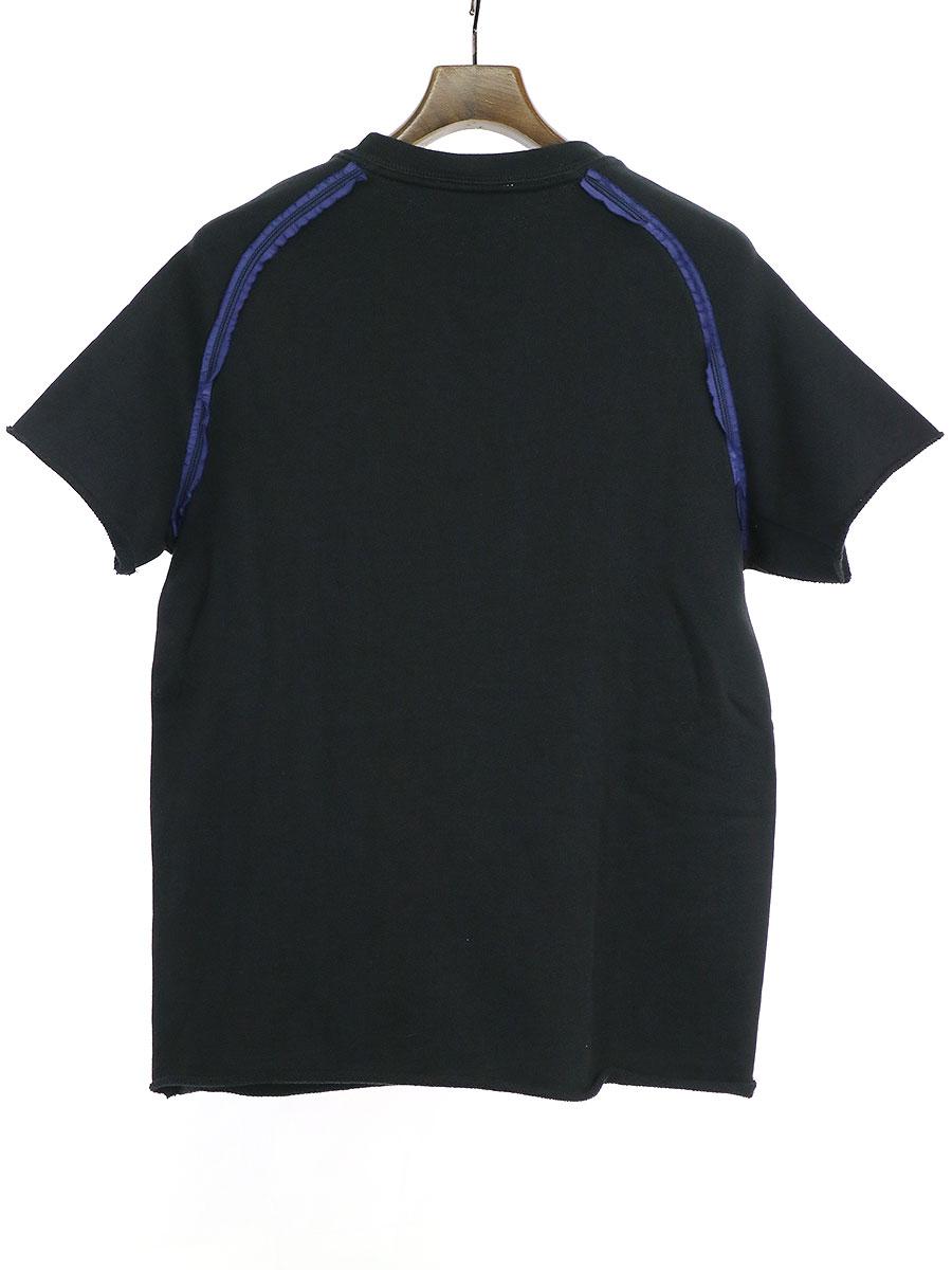 Kory Tee デザインスウェットTシャツ