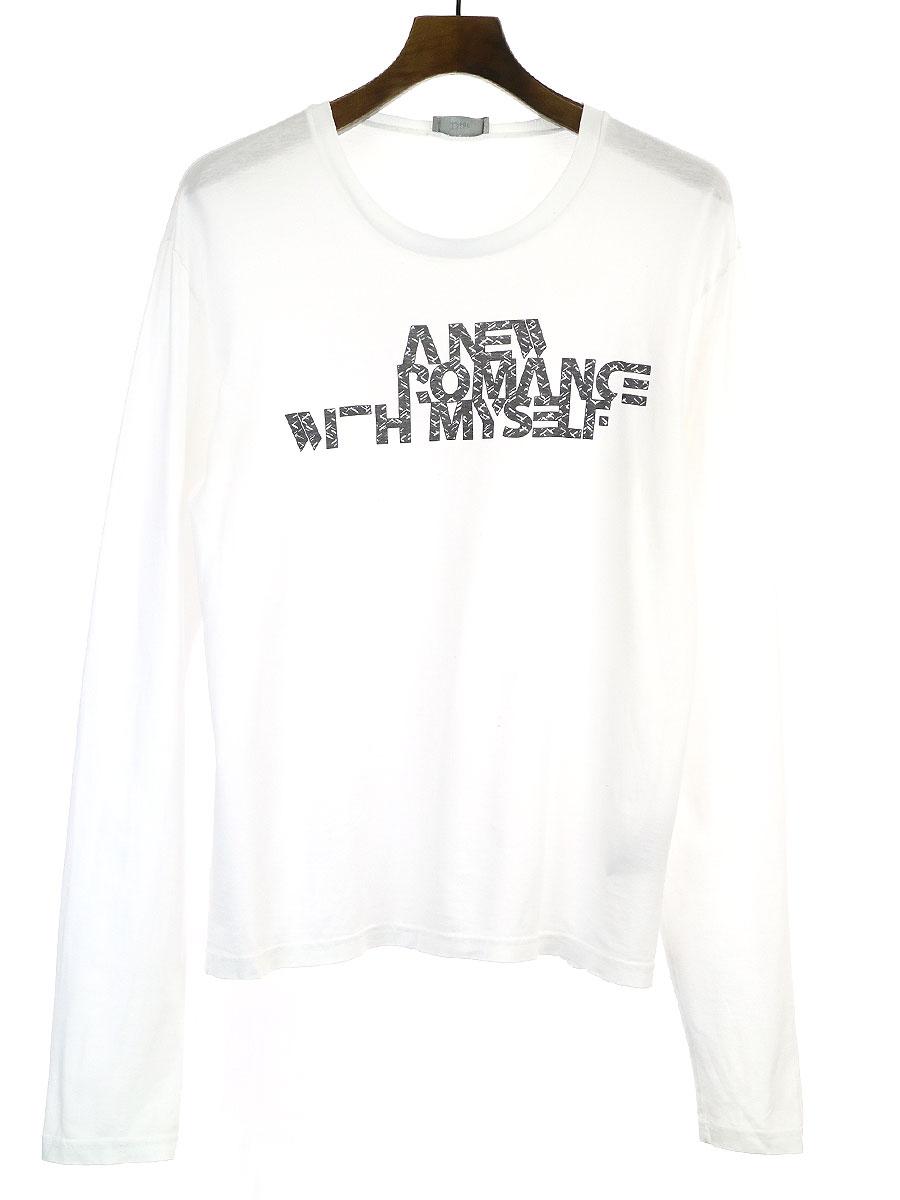 プリントL/S Tシャツ