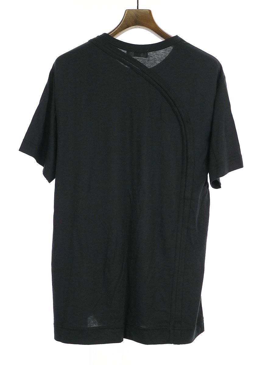 コットンレーヨンバインダーTシャツ
