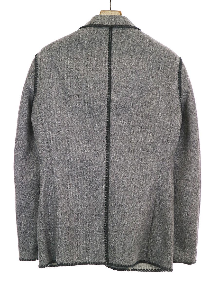 ステッチメルトン2Bジャケット