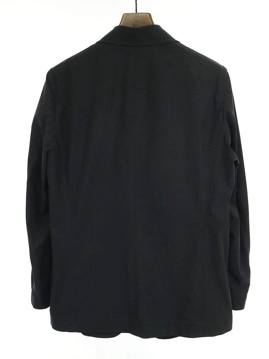 JERSEY TAFFETA ジャージータフタテーラードジャケット