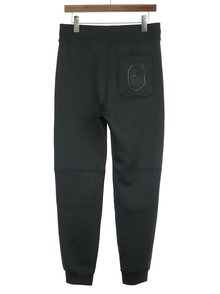 Panelled Tech-Knit Track Pants パネルトラックパンツ