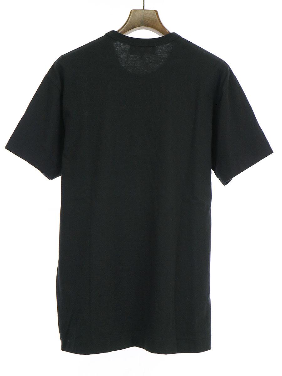 丸の内ストア限定 FLUORESCENT PRINTED T-SHIRT ロゴプリントTシャツ