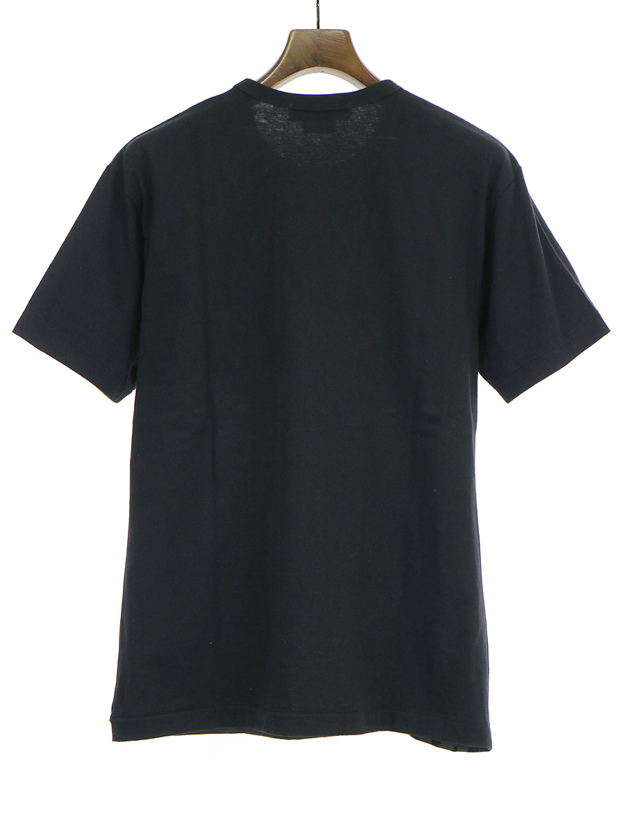 FILIP PAGOWSKI ブロークングリッドプリントTシャツ