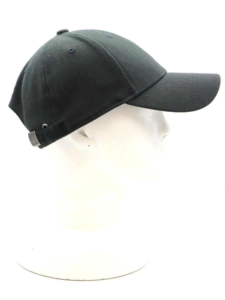 Embroidered acrylic blend baseball cap ロゴ刺繍キャップ 帽子