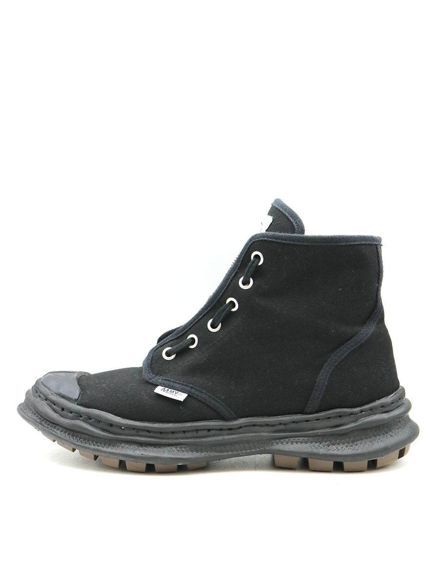 original sole military boots A03FW709 センタージップミリタリーブーツ