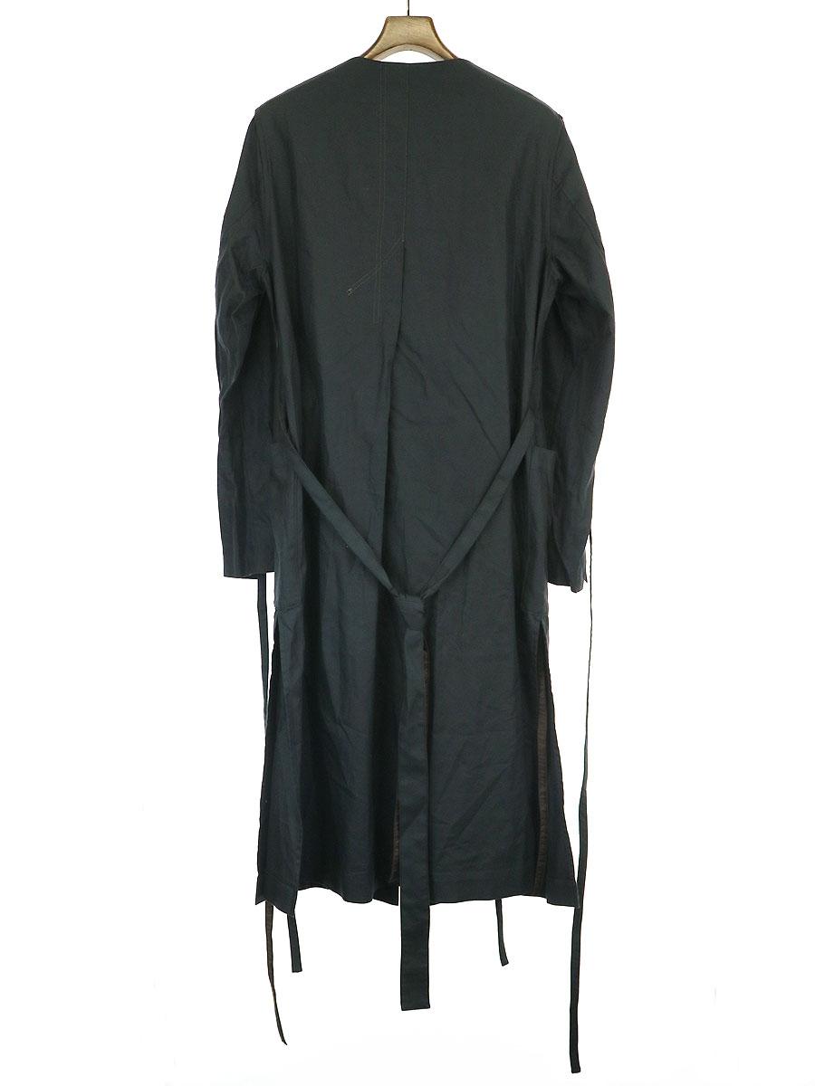 Gown ver.1 コットンガウンコート