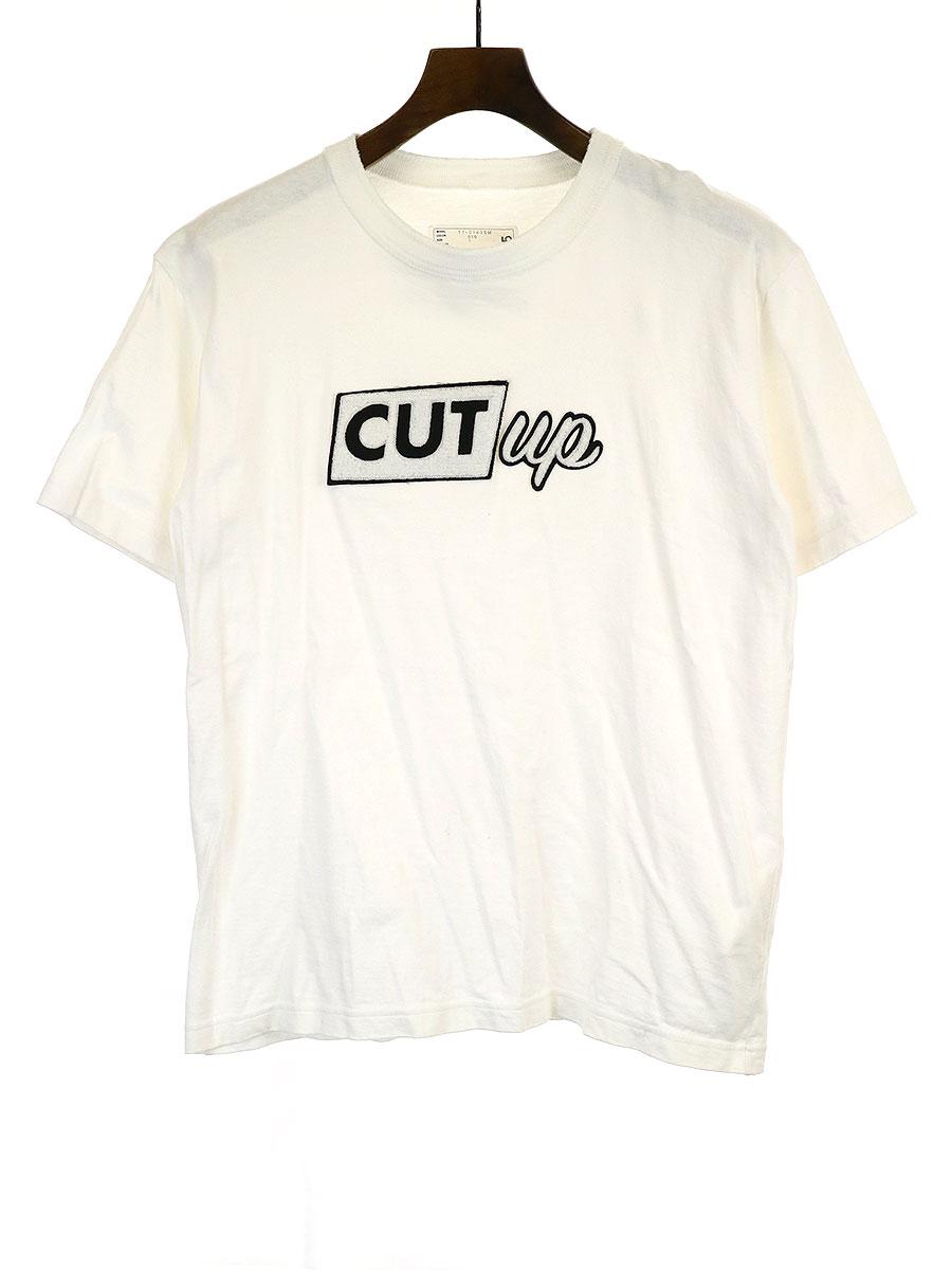 ワッペンロゴTシャツ