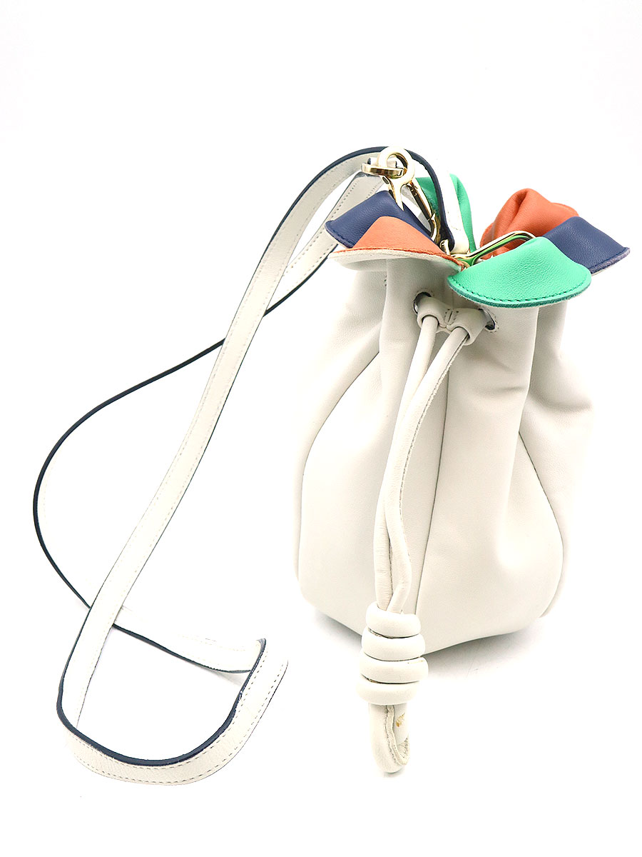 フラメンコスモールペタルバッグ