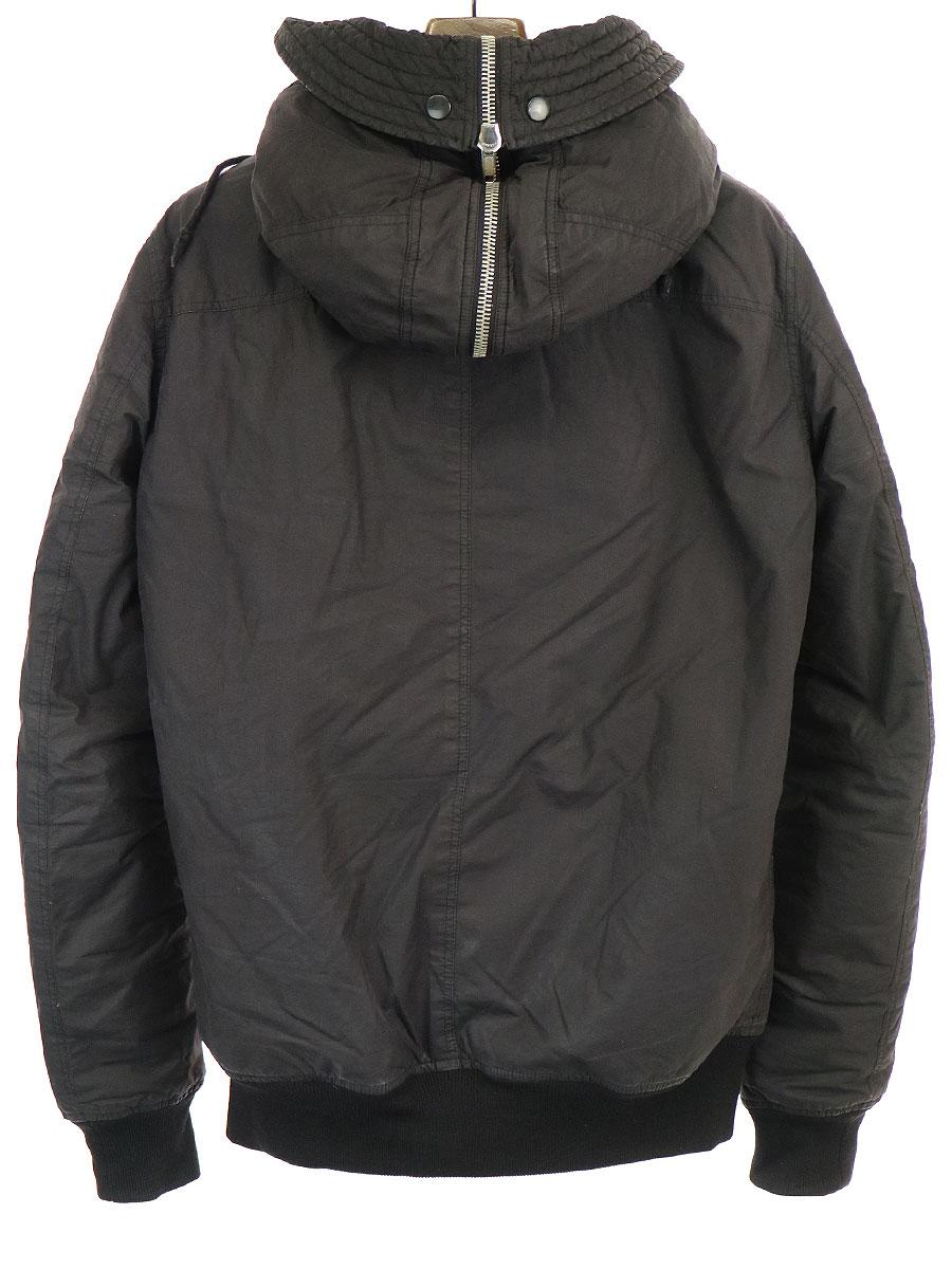 EXPLORER PARKA N2-B 中綿フーデッドジャケット