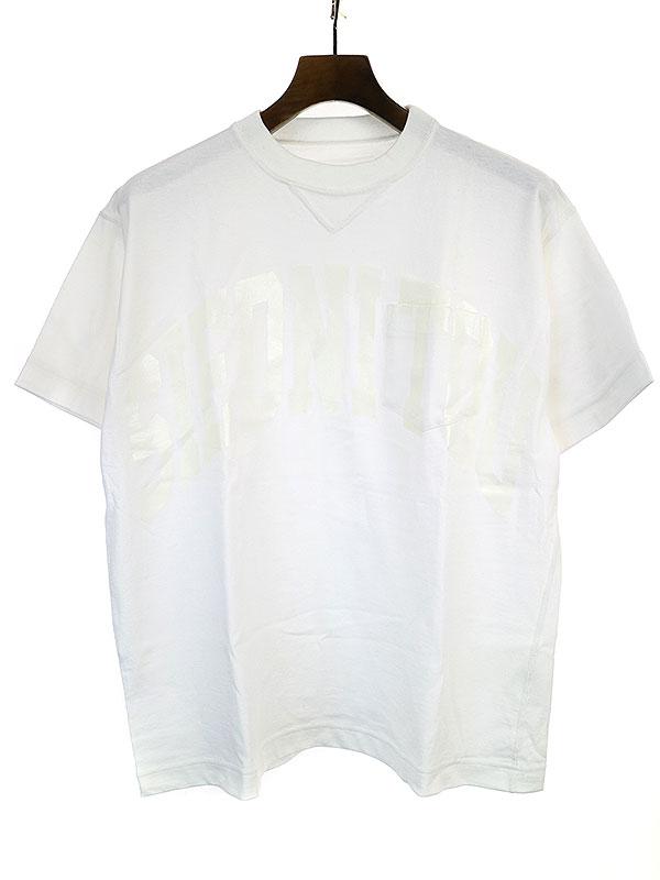 プリントポケットTシャツ