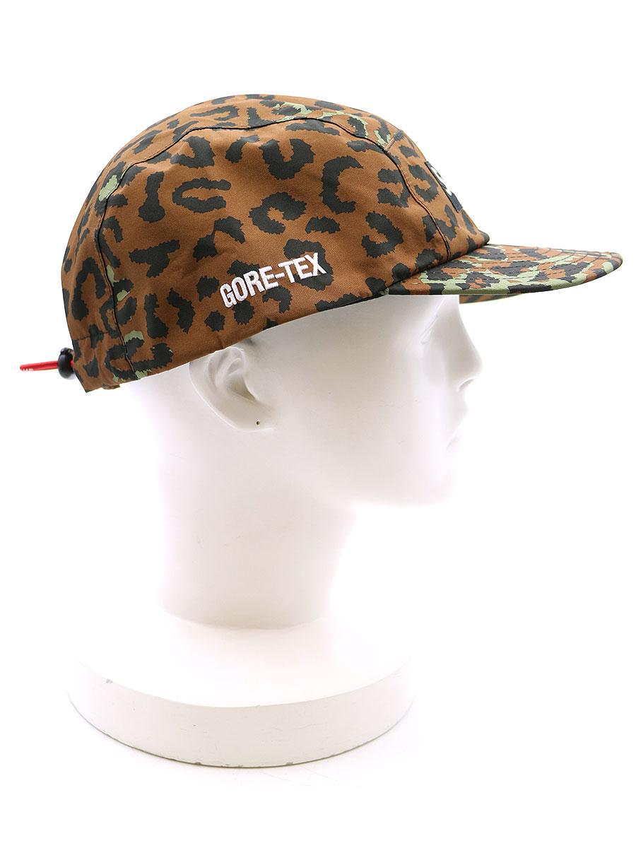 GORE-TEX Camp Cap Leopard レオパードナイロンキャンプキャップ