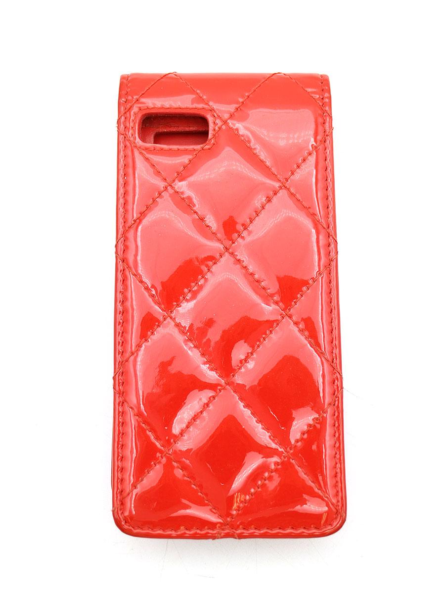 iPhone5 5s SE マトラッセ パテント ケース