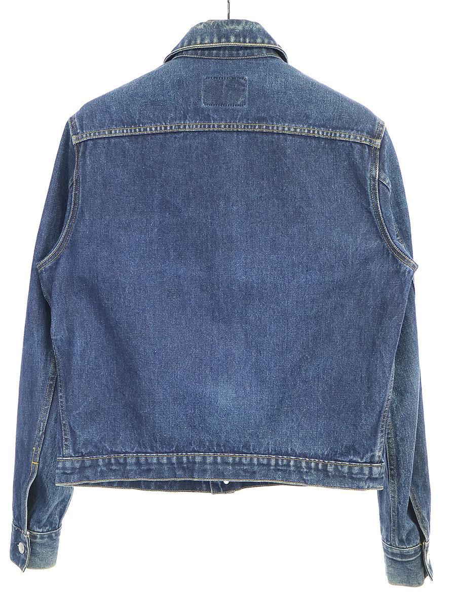1996年 ポケットデザインデニムジャケット