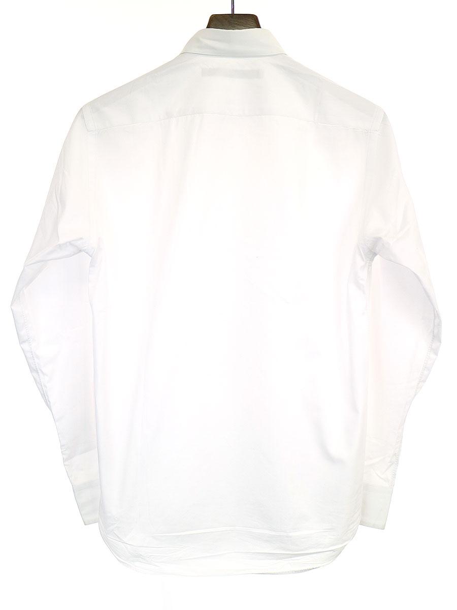 ブロードクロス比翼B.Dシャツ