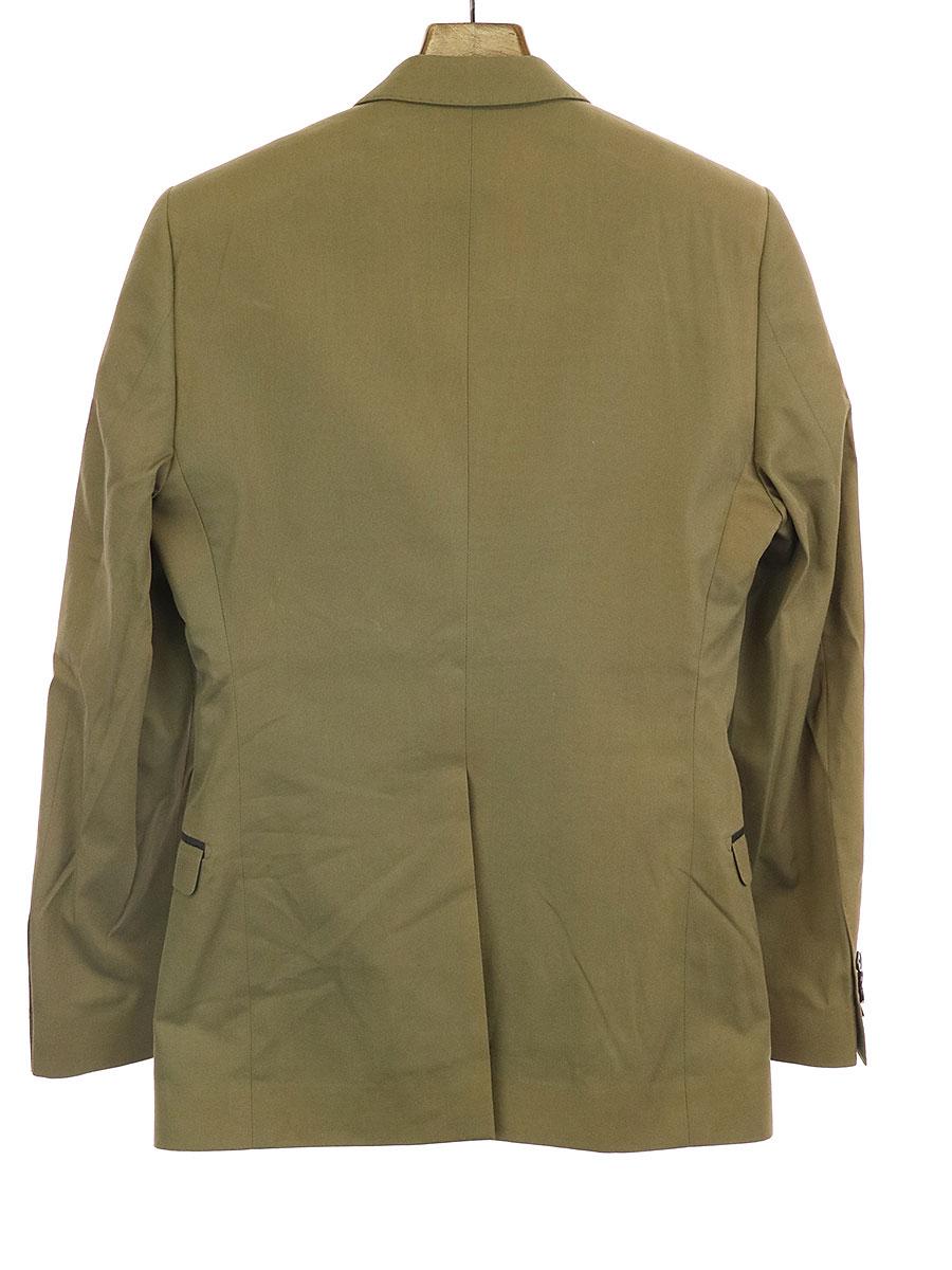 GOLD ナローラペルサイドテーピングセットアップスーツ