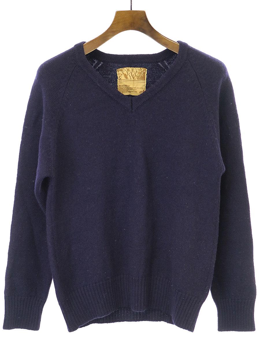 ウールニットセーター