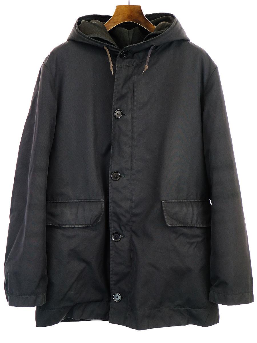 本人期 3WAY Hooded Coat インナー付きモッズコート