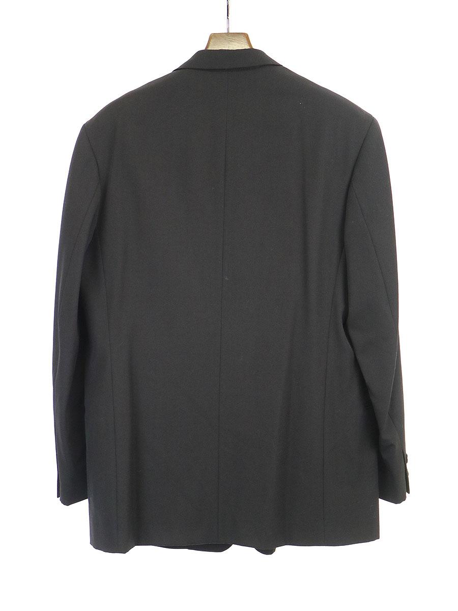 ウールギャバジンクラシックテーラードジャケット