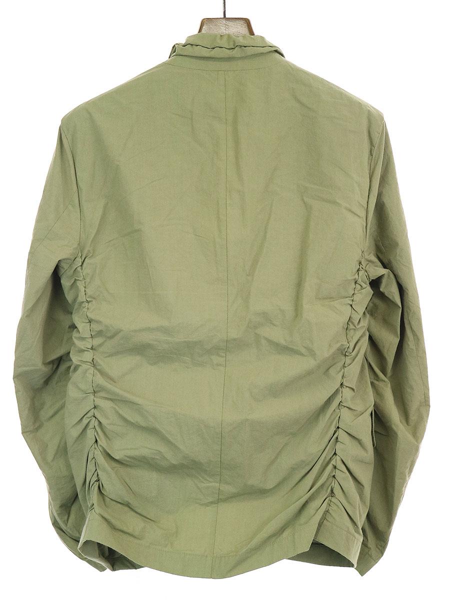 シャーリング3Bテーラードジャケット