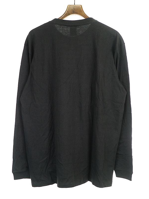 EMBLEM L/S TEE エンブレムスパイダーロングスリーブTシャツ