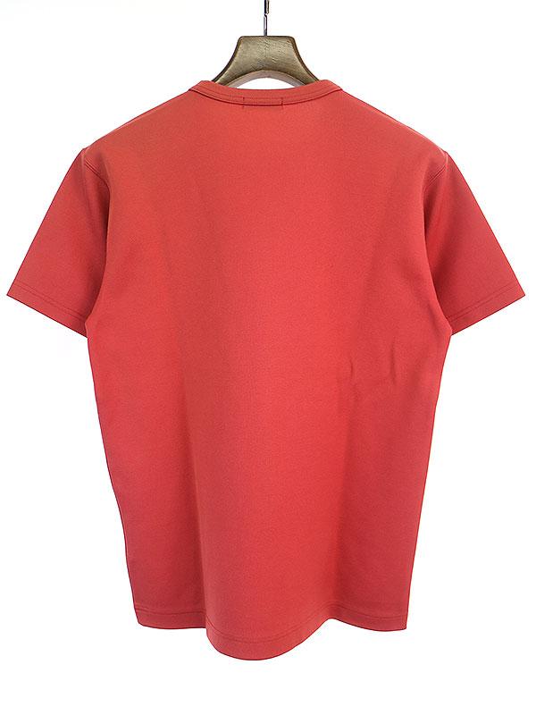 ポリエステルジャージーロゴプリントTシャツ