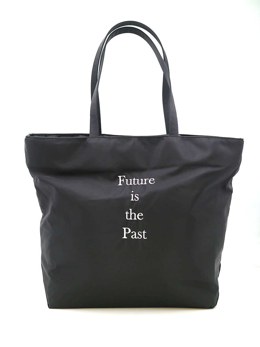 Future is the Past ナイロントートバッグ
