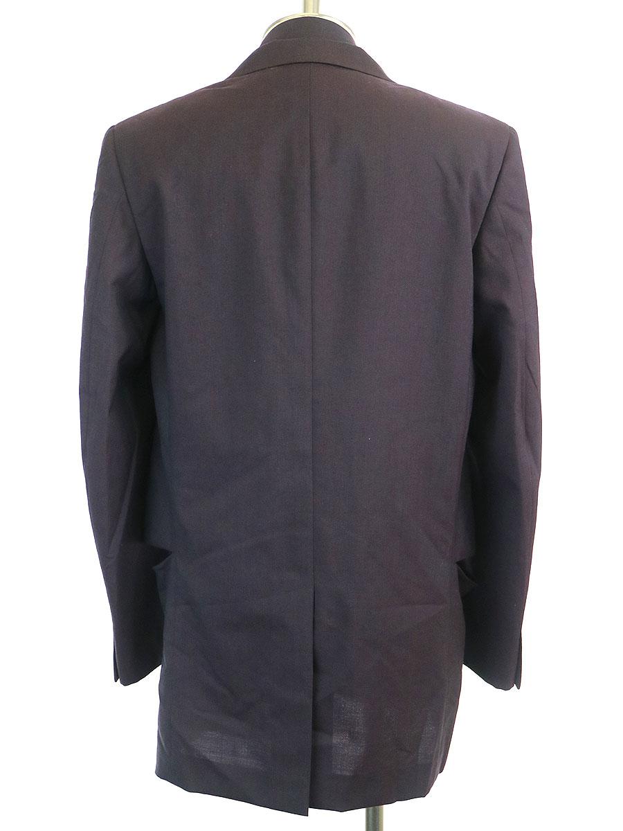 ウールバックルテーラードジャケット