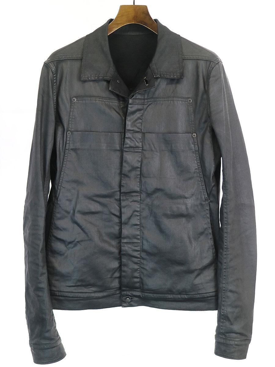 Wax Denim Lab Jacket ワックスデニムジャケット
