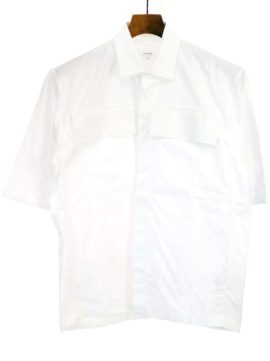 ビッグポケットショートスリーブシャツ