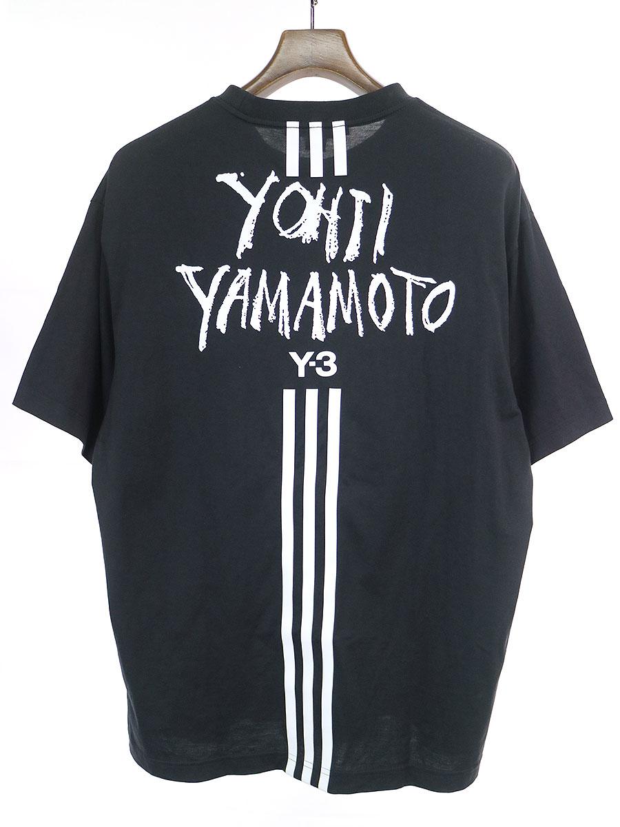 Signature Graphic Tee バックプリントTシャツ