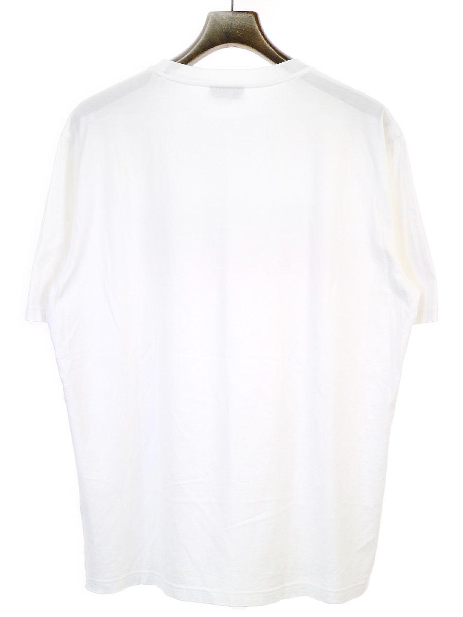 UTOPIA ユートピアコットンジャージープリントTシャツ