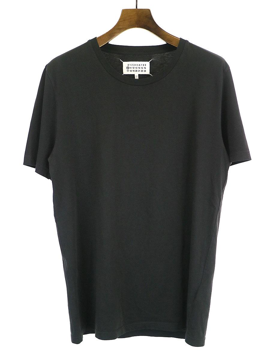 クルーネックプレーンTシャツ