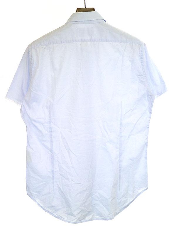 カットオフスリーブ半袖シャツ