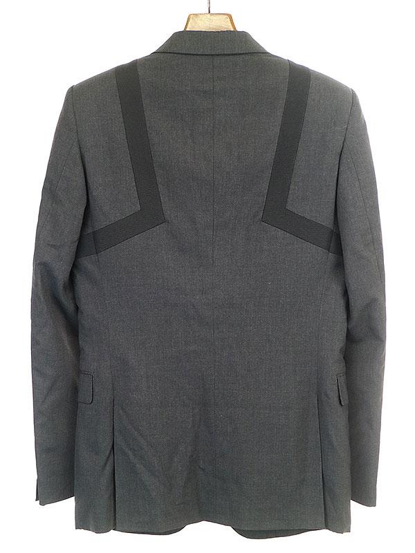 テーピング2Bテーラードジャケット