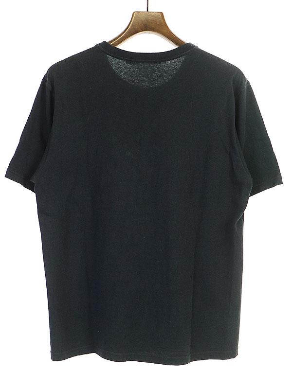 ムーンプリントロゴTシャツ
